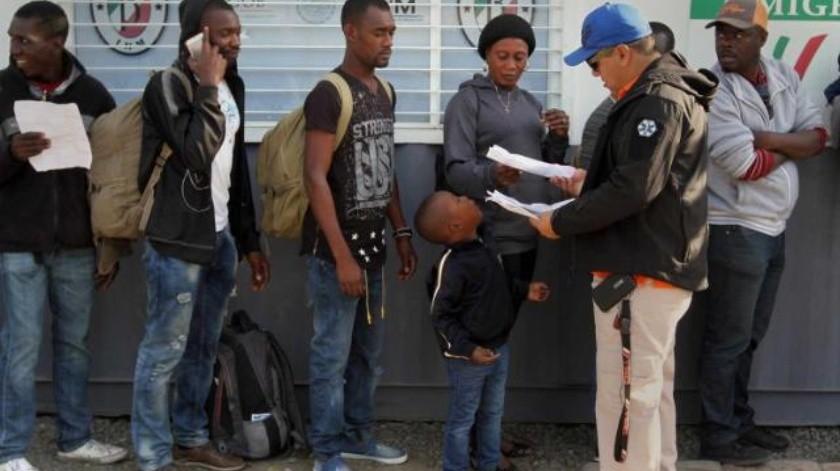 Darán clases de español a los haitianos