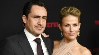 Demián Bichir confirma el suicidio de su esposa