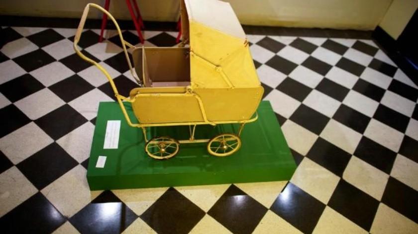 Revive Evita Perón a 100 años del natalicio en muestra de juguetes