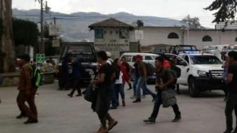 Más de mil migrantes salen sin autorización de estación del INM en Chiapas