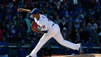 A horas de sufrir robo Pedro Strop hace salvamento en triunfo de Chicago Cubs