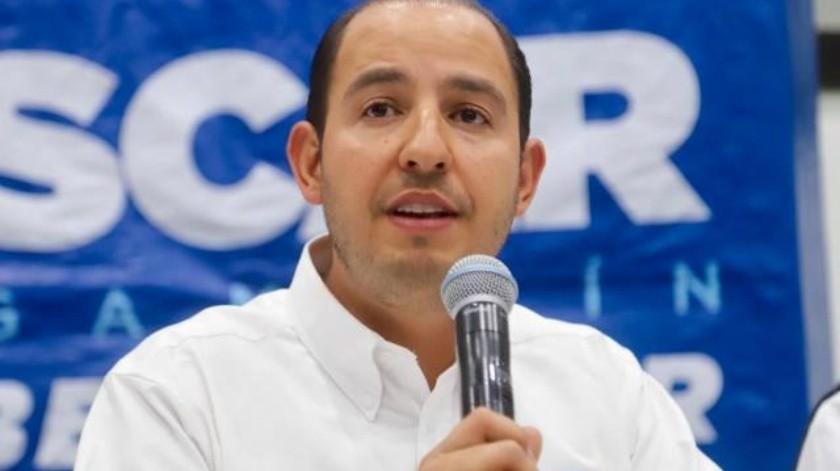 Bonilla 'cobarde' por no asistir a debate: PAN