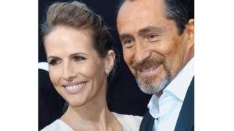 Confirma  Demián Bichir muerte de su esposa