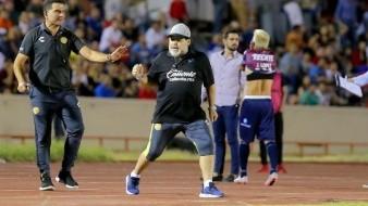 Revela Dorados plan a futuro para Diego Armando Maradona