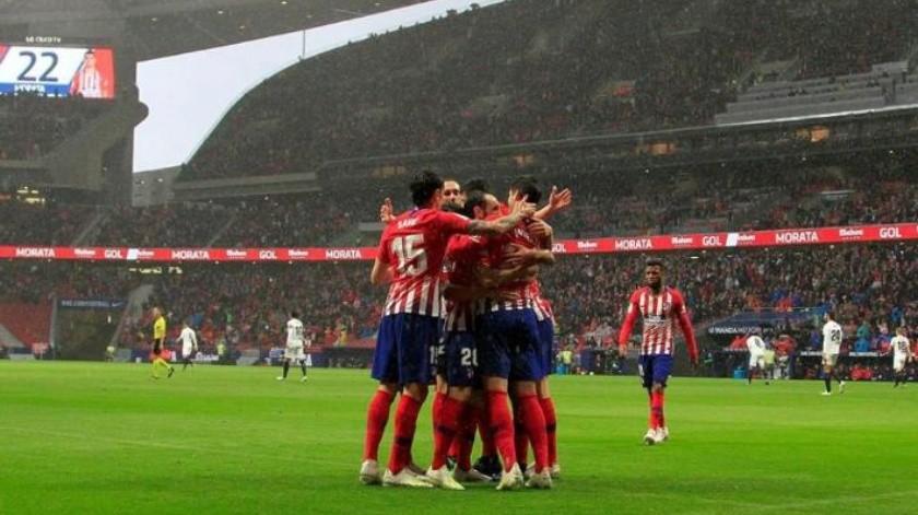 Atlético de Madrid triunfa y demora el festejo del Barcelona