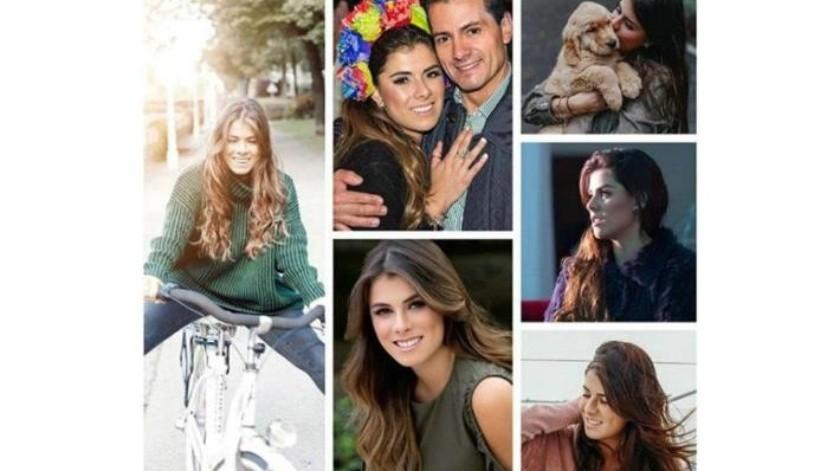 Hija de EPN cuenta detalles de la nueva vida de su padre