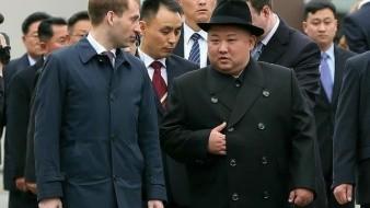 """""""Soñaba con visitarlo"""": Kim Jong Un llega a Rusia para reunirse con Vladimir Putin"""
