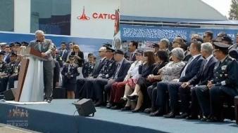 Construcción de aeropuerto en Santa Lucía arranca el próximo lunes, anuncia AMLO