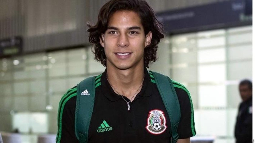 Lainez y compañero de Zlatan encabezan lista de México para Mundial Sub 20