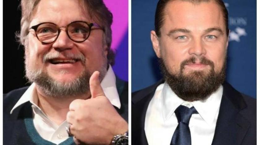 ¿Leonardo DiCaprio filmara con Guillermo del Toro?