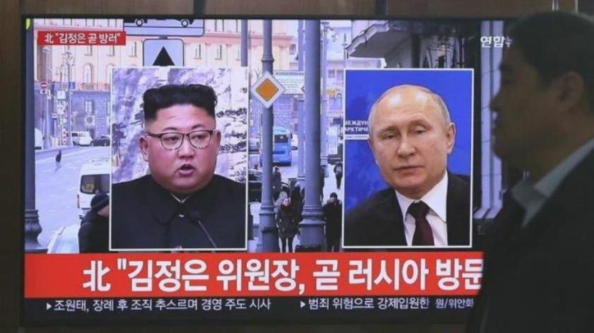 La larga lista de pedidos que tendría Kim Jong Un a Vladimir Putin