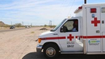 Presta Cruz Roja 130 servicios en Bahía de Kino