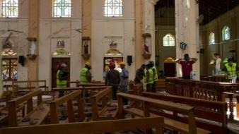 Estado Islámico se atribuye ataques en Sri Lanka; fueron represalias por masacre en mezquitas de Nueva Zelanda