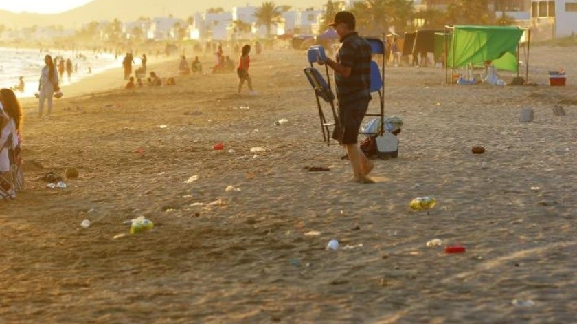 Multan con más de 50 mil pesos a empresa cervecera por no retirar su basura