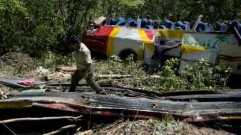Accidente carretero en Bolivia deja 25 muertos