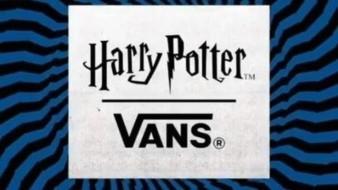 Vans publicó que tendrá colaboración con el mundo mágico