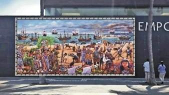 Reavivan polémica de conquista a 500 años de la fundación de Veracruz
