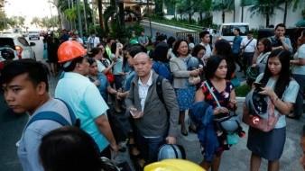Sismo de 6.1 grados deja al menos 5 muertos en Filipinas