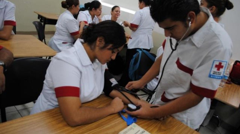 Abre CR convocatoria para estudiar enfermería