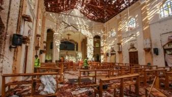 FOTOS: Ocho explosiones en iglesias y hoteles dejan más de 200 muertos en Sri Lanka
