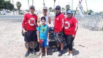 Encuentran socorristas de la CR a Ángel; se había extraviado en San Carlos
