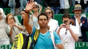 VIDEO: Rafael Nadal se despide de su duodécimo título al hilo gracias a Fognini
