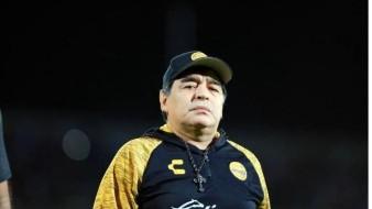 Maradona, otra estrella en Hermosillo