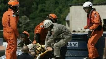 Brasil: Aumenta a 20 el número de muertos por derrumbe de edificios