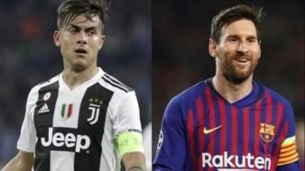 ¡De lujo! Lionel Messi y Paulo Dybala felicitan a jugador del Cruz Azul