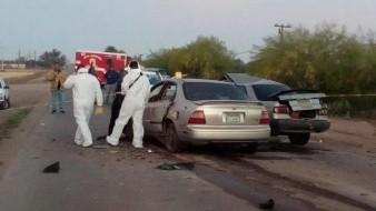 Trágico accidente le arrebata la vida a 4 jóvenes en comunidad de Las Playitas