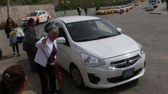 Transportistas exigen padrón de las unidades de Uber y de Didi