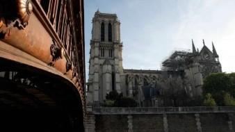 Policía revela la posible causa del incendio en la Catedral de Notre Dame