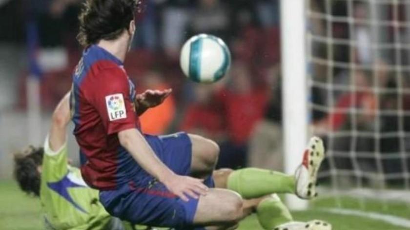 VIDEO: Se cumplen 12 años del golazo de Lionel Messi ante el Getafe