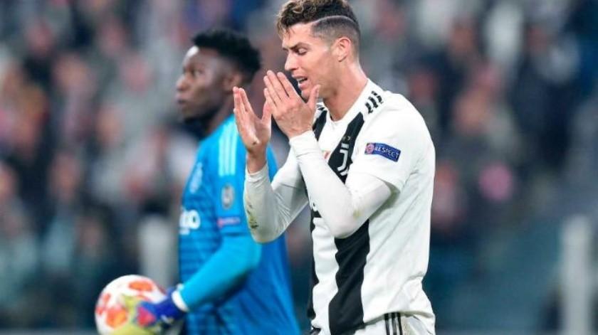 Cristiano no culminará su contrato con la Juventus tras la eliminación de la Champions, aseguran medios italianos