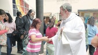 Recibió apoyo la Casa del Migrante de un poco más de 250 mil pesos.