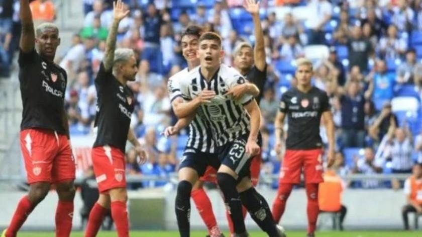 Sonorense Johan Vásquez se estrena como goleador en Primera División
