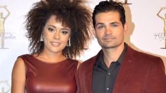 ¡Ferdinando Valencia y Brenda Kellerman ya son padres de mellizos!