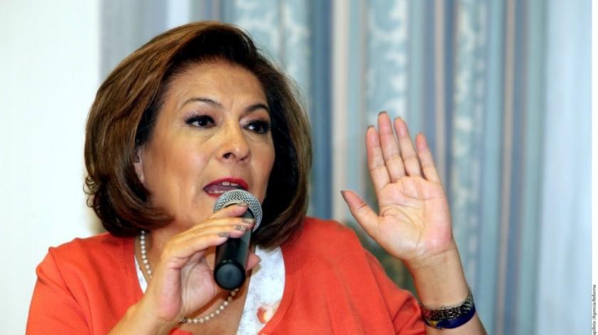 Isabel Miranda de Wallace.(Reforma)