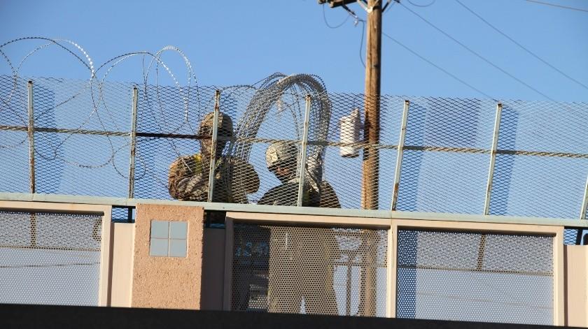 Pentágono enviará más tropas a frontera con México(AP)