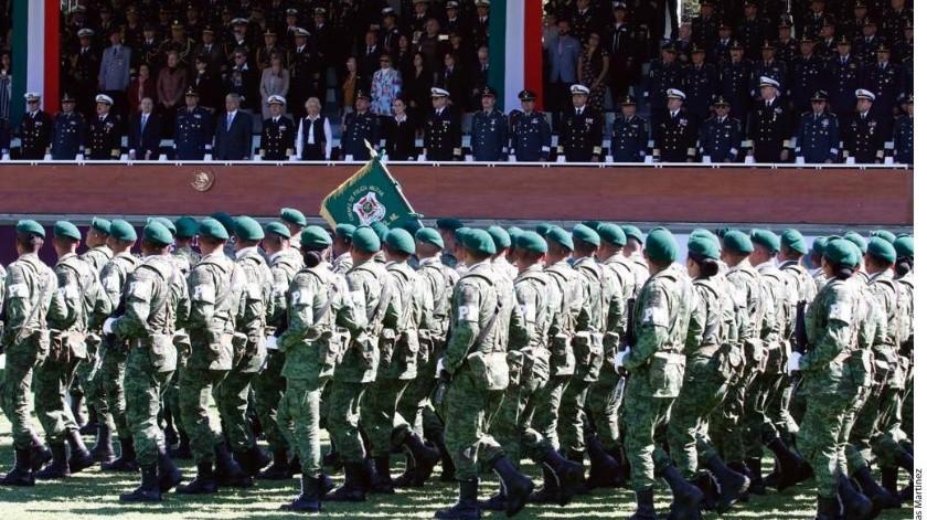Llegan a SLP 600 elementos de la Guardia Nacional(GH)