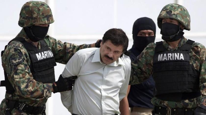 """Joaquín """"El Chapo"""" Guzmán(AP)"""