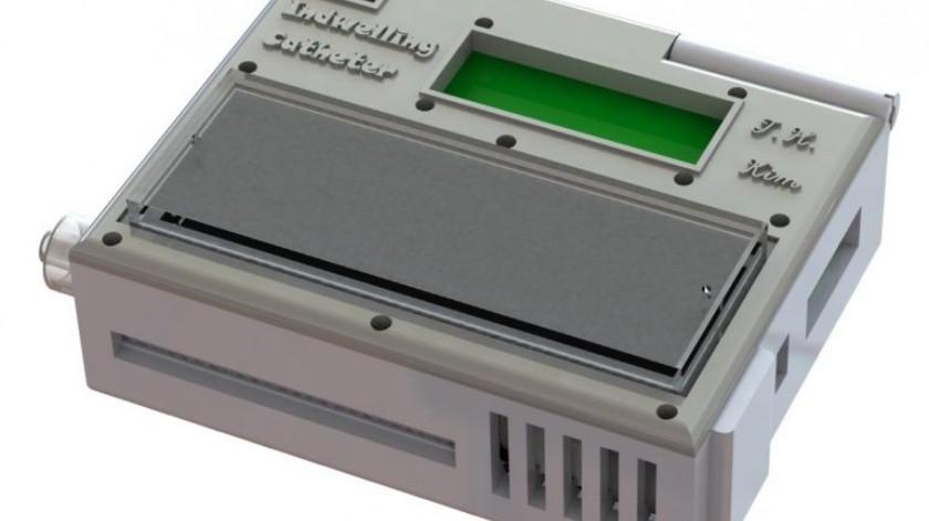 Dispositivo portátil que captura células cancerosas de la sangre