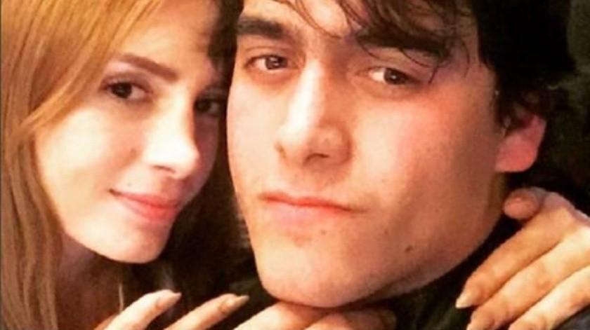 Julián Figueroa denunció a través de las redes sociales que la actriz Marisol Santacruz hackeóla cuenta de Facebook de su esposa Ime Tuñón.