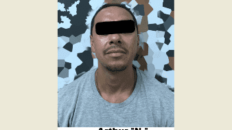 Atrapan a presunto terrorista callejero en SLRC