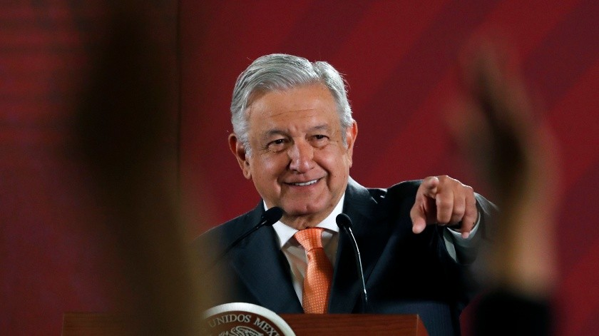Andres Manuel Lopez Obrador.(Copyright 2019 The Associated Press. All rights reserved., AP)