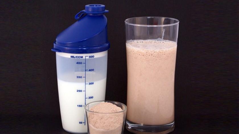 Estudio: Licuados de proteínas pueden  causar aumento de peso y depresión(Tomada de la Red)