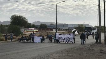 Se atora el conflicto de los camioneros en Hermosillo