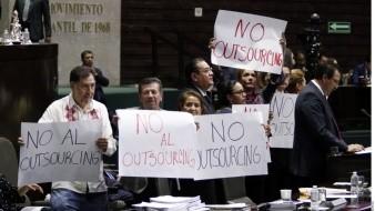 Líderes protestarán; coinciden le faltó a reforma laboral