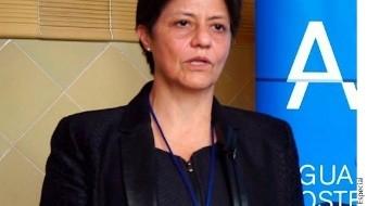 Blanca Jiménez Cisneros, directora general de Conagua.