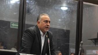No caeremos en provocaciones: Montes Piña